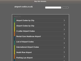 airport-codes.co.uk