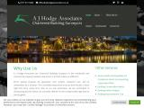 ajhodgeassociates.co.uk