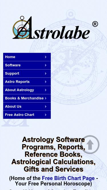 Astrology Programs Free