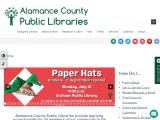 alamancelibraries.org