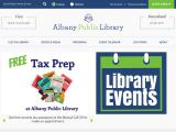 albanypubliclibrary.org