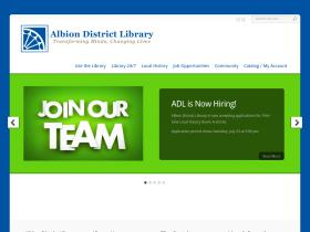 albionlibrary.org