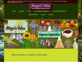 alegresvelas.com.mx