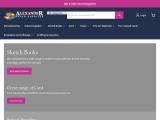 alexanderpapersupplies.co.uk