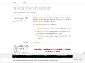 alicantevivotest.wordpress.com