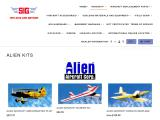 alienaircraft.com
