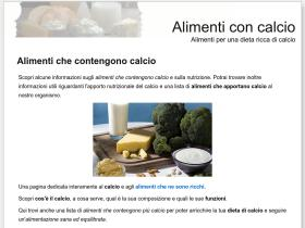 alimenticalcio.it