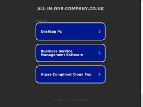 all-in-one-company.co.uk