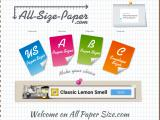 all-size-paper.com
