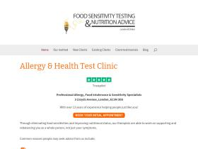 allergytest-london.co.uk
