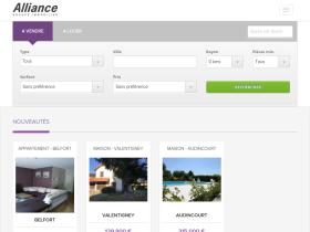 alliance-immobilier.fr
