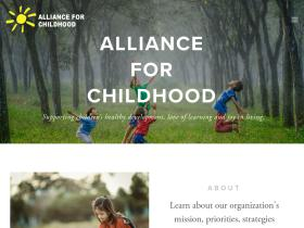 allianceforchildhood.com