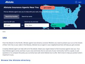 allstateagencies.com