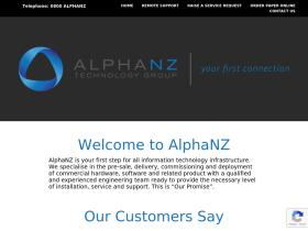 alphasecurity.co.nz