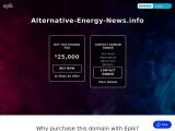 alternative-energy-news.info