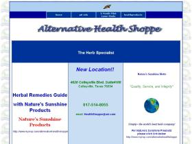 alternativehealthshoppe.com