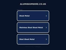 aluminiumwire.co.uk
