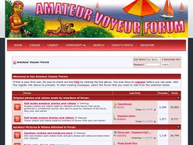 amateurvoyeurforum.com