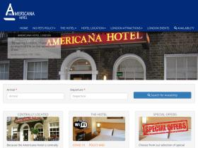 americanahotel.co.uk