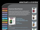 americanbookreview.org