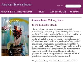 americanhistoricalreview.org