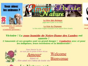 amour-nature-poesie.fr