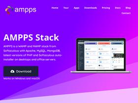 Ampps com Analytics - Market Share Stats & Traffic Ranking