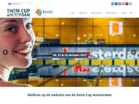 amsterdamswimcup.nl