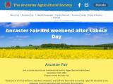 ancasteragriculturalsociety.ca