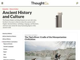 ancienthistory.about.com
