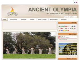 ancientolympiahotels.gr