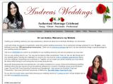andreasweddings.com