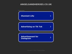 angelsandheroes.co.uk