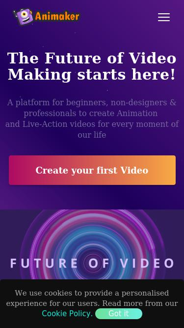 Animaker Edify Easily Create Animated Videos In an Online