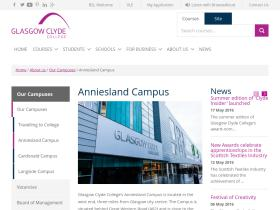 anniesland.ac.uk