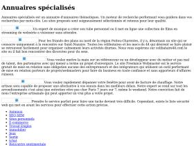 annuaires-specialises.fr