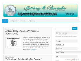 antecedentespenales.com.ve