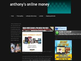 anthonysonlinemoney.yolasite.com