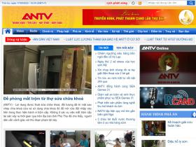 antv.gov.vn Analytics Stats