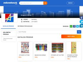 anugerahsticker.indonetwork.co.id