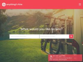 anythingforhire.co.uk