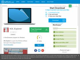 aol-explorer.en.softonic.com