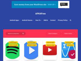 Apk4free net Analytics - Market Share Stats & Traffic Ranking