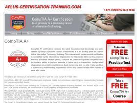 aplus-certification-training.com