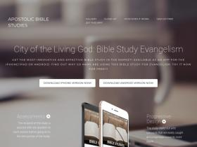 apostolicbiblestudies.org