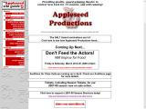 appleseedproductions.org