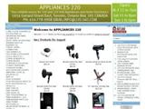 appliances220.com