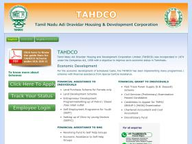 application.tahdco.com