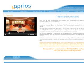 aprios-audiovisual.com
