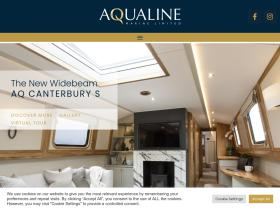 aqualinemarine.co.uk